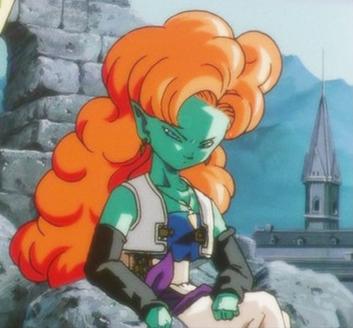 Zangya - Dragon Ball Wiki