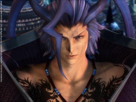 Casting  Trailer Final Fantasy X-1 X2 HD 20131027190423!Seymour_Headshot