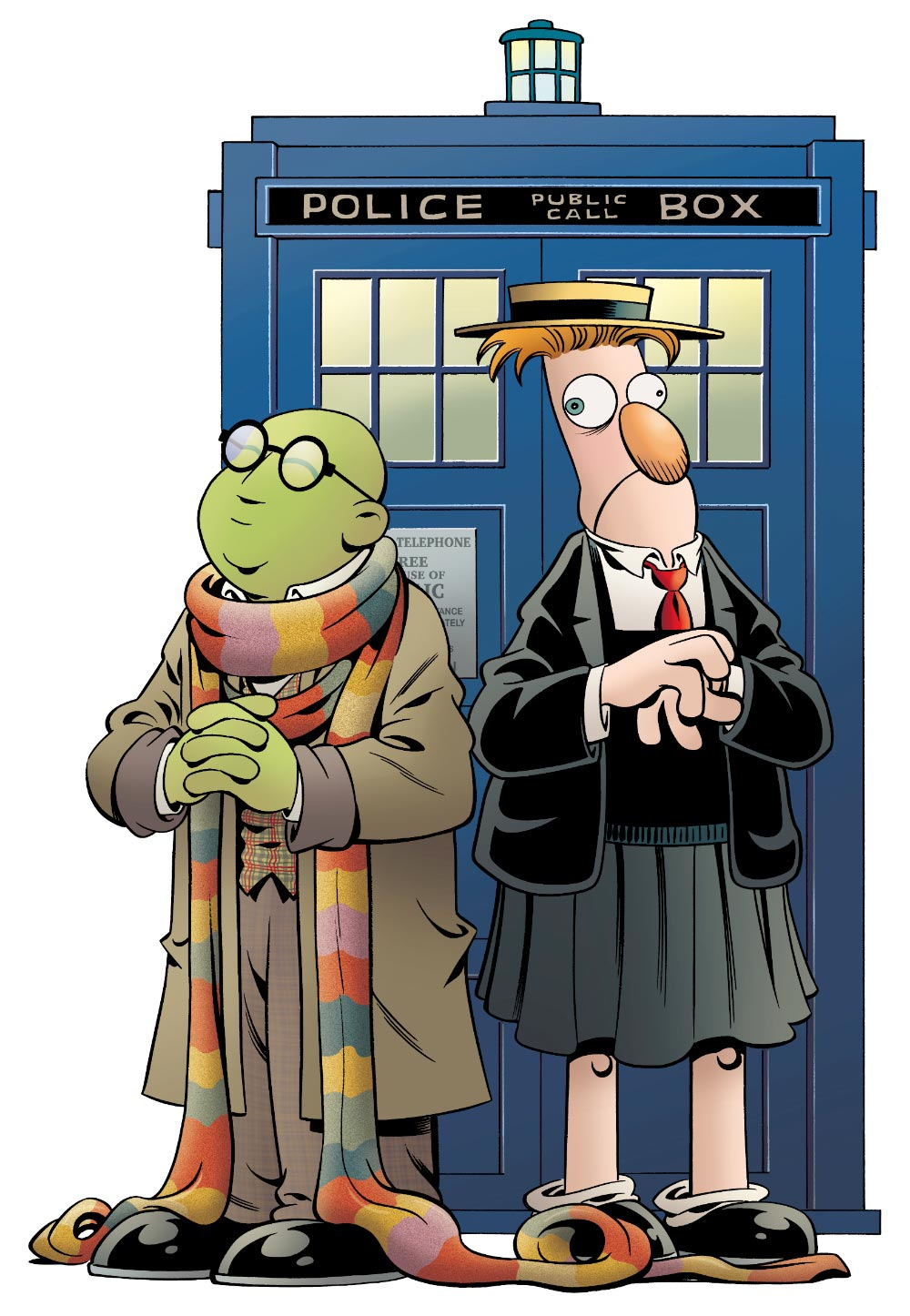 Doctor Who - Muppet Wiki  Doctor Who - Mu...