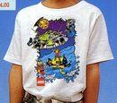 TS1134 LEGO Adventure T-shirt