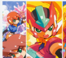 Mega Man ZX Images