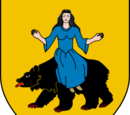 Coats of arms with - bears