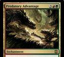Predatory Advantage