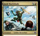 Jund Hackblade