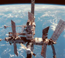 Russian space stations