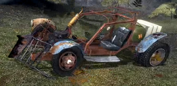 Half Life  Episode  Car