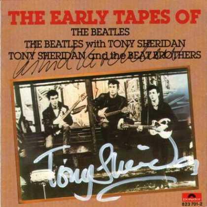 My Bonnie Single The Beatles Wiki