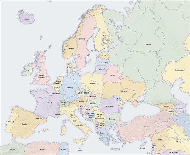 Imagen - Europa mapa 2005.png - Historia Alternativa