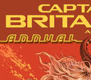 Captain Britain and MI-13 Annual Vol 1 1