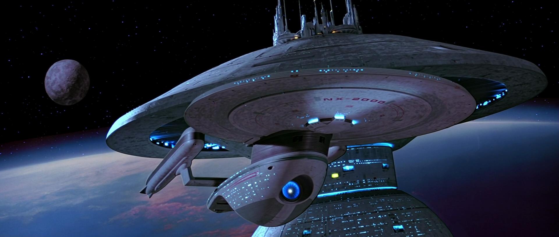 Uss Excelsior Memory Alpha The Star Trek Wiki