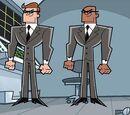 M.E.R.F. Agents