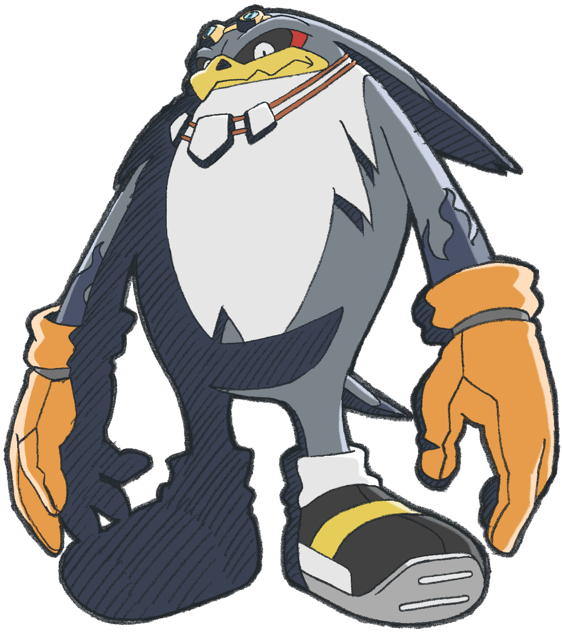 sonic the hedgehog antagonists characters tv tropes