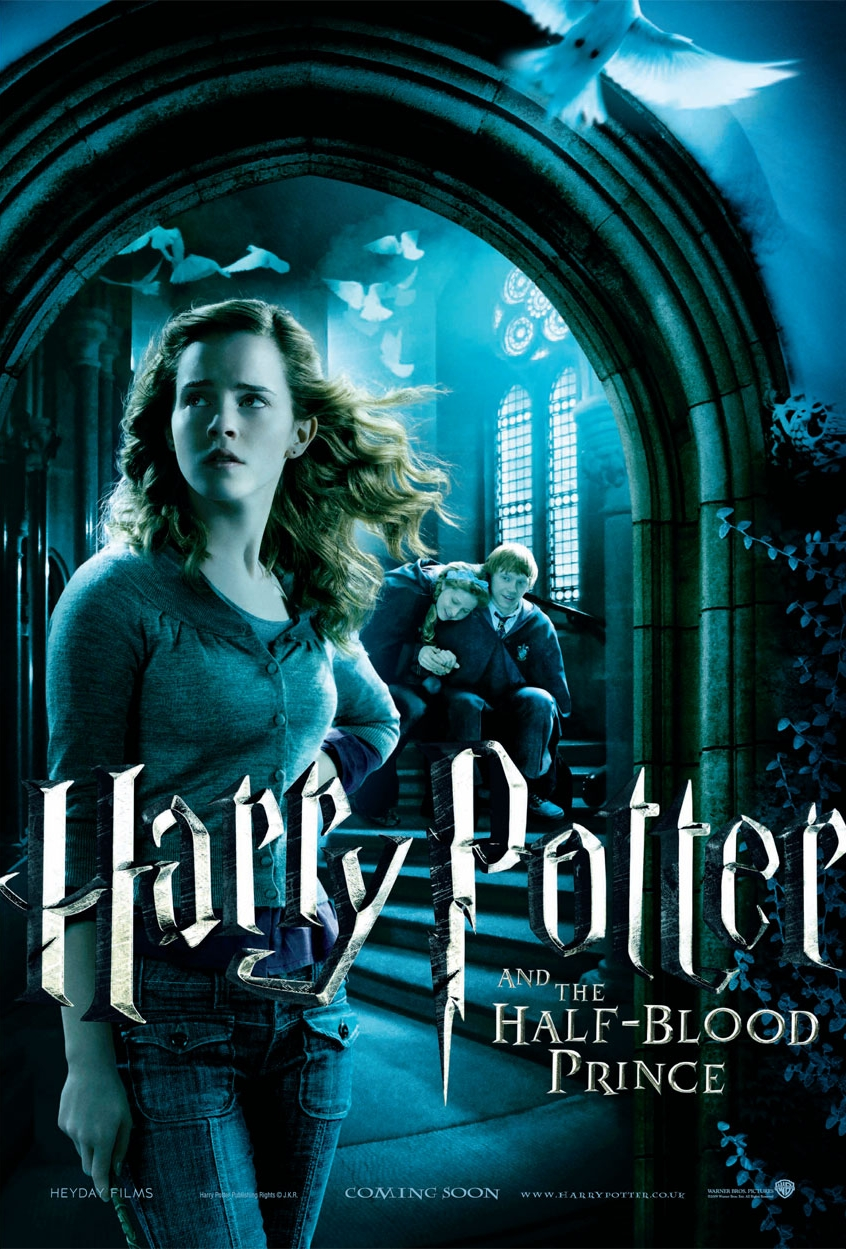 Image hermione granger hbp harry potter wiki - Hermione granger and the half blood prince ...