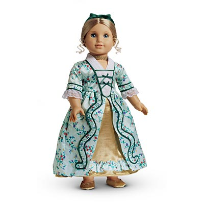 Elizabeth's Holiday Gown - American Girl Wiki