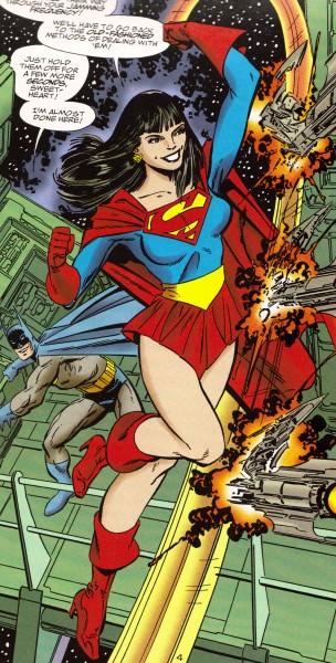 Kara Kent Earth 3839 Dc Comics Database