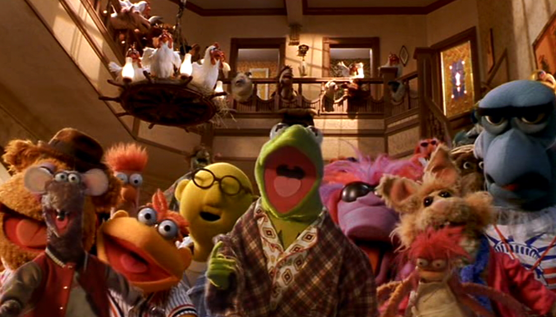 Muppets From Space Muppet Wiki
