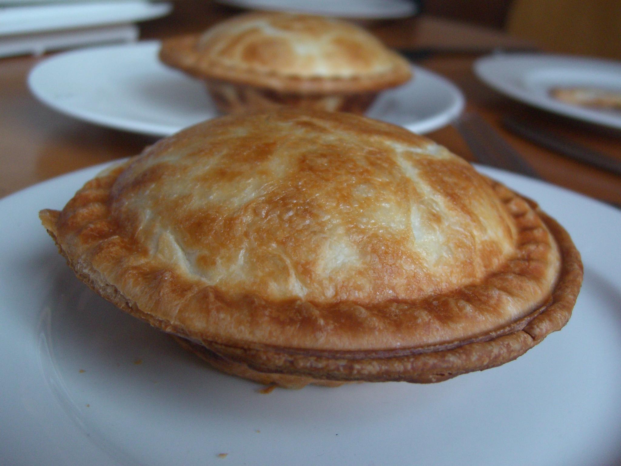 Curry Chicken Pot Pie - Recipes Wiki