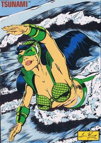 Tsunami - Aquaman Wiki