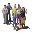 Broke Family (The Sims 3).png
