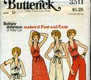Butterick 3511