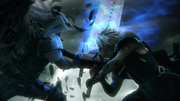 Cloud VS Sephiroth