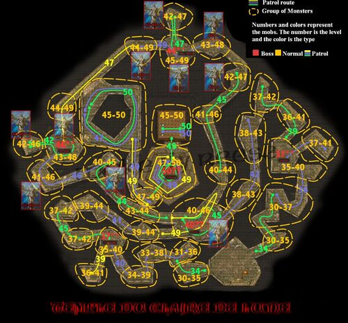 Dungeons - Rappelz Wiki - Pets, equipment, jobs, and more