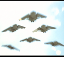 Vehicles in Starship Troopers (film)