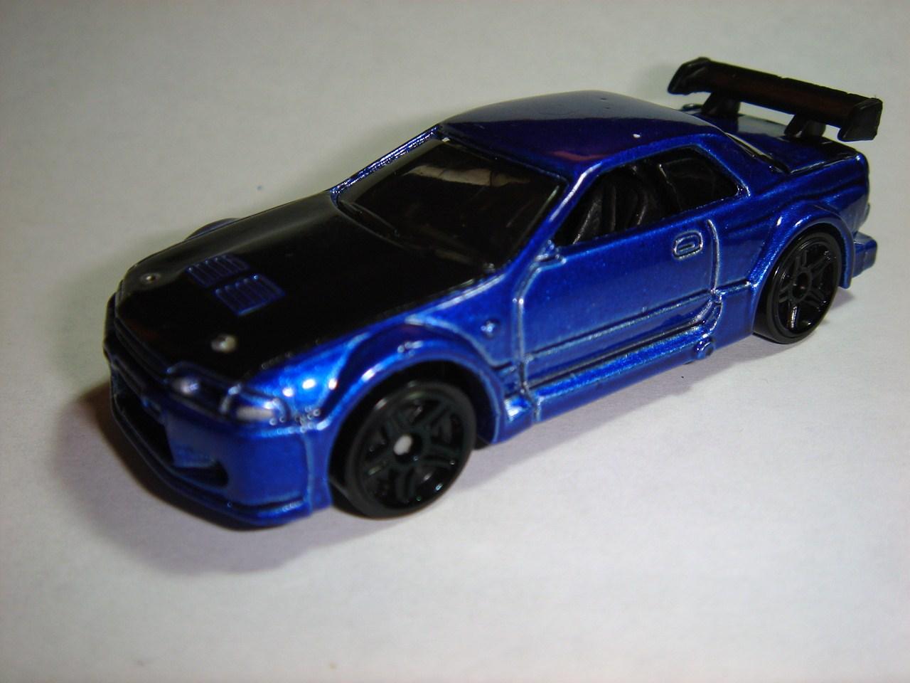 Hw Nissan Skyline Gt R32