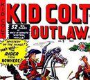 Kid Colt Outlaw Vol 1 9