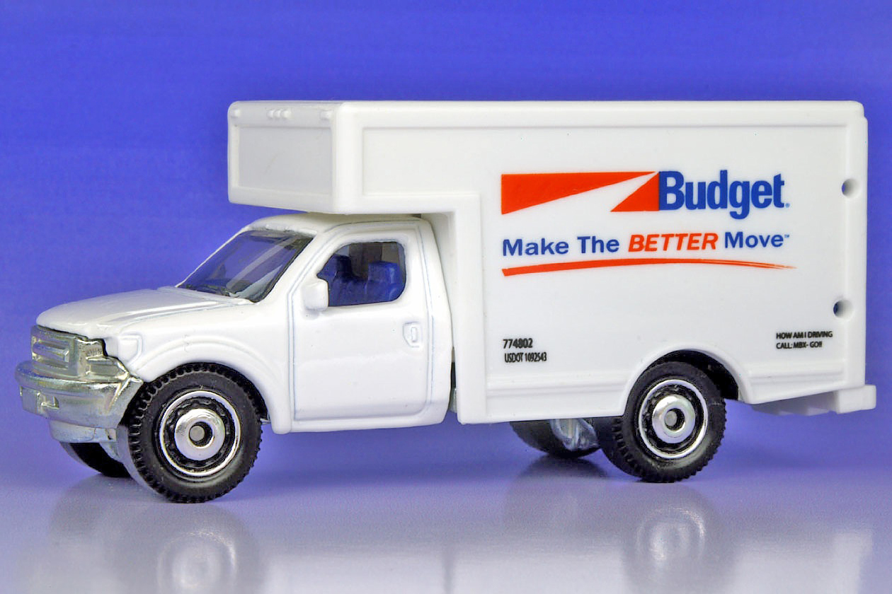 Mbx Moving Truck Matchbox Cars Wiki