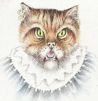 Tsarmina Greeneyes - Redwall Wiki - Brian Jacques ...