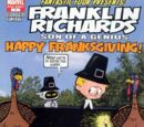 Franklin Richards: Happy Franksgiving Vol 1 1