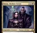 Teysa, Orzhov Scion