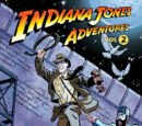 Indiana Jones Adventures: Volume 2: Curse of the Invincible Ruby