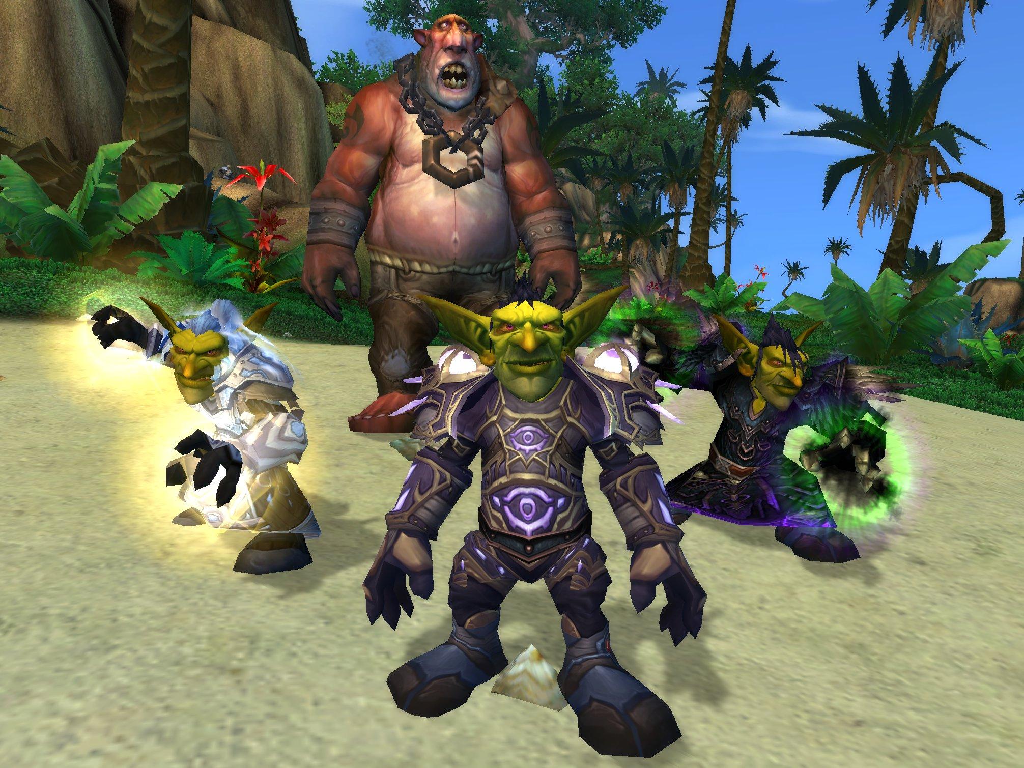 World of WarCraft: Cataclysm - pierwszy kontakt z Goblinem