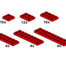 10058 Red Plates