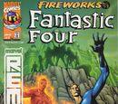 Fantastic Four: Fireworks Vol 1 1