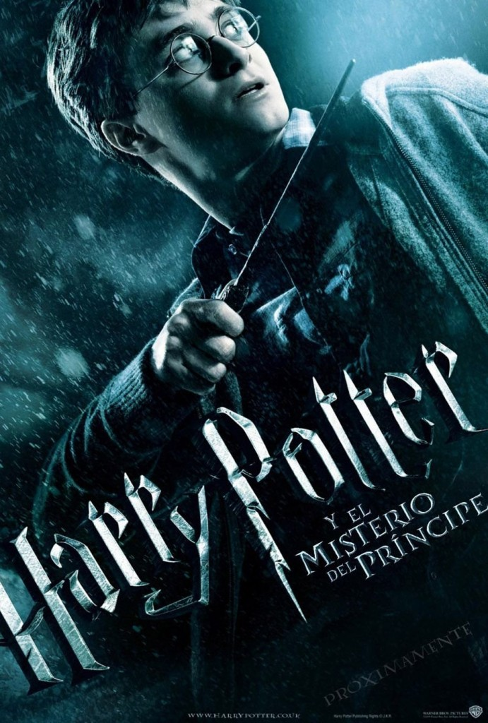 harry potter misterio principe: