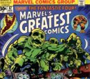 Marvel's Greatest Comics Vol 1 67