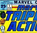 Marvel Triple Action Vol 1 1