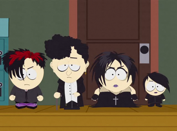 Goth KidsGoth Stan South Park