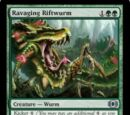 Ravaging Riftwurm