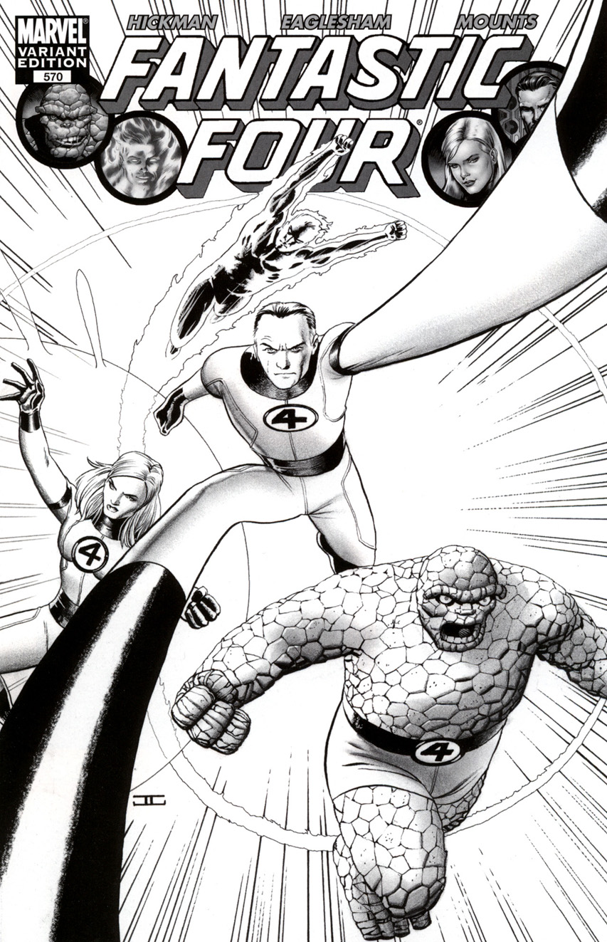 Lego Fantastic Four Coloring Pages