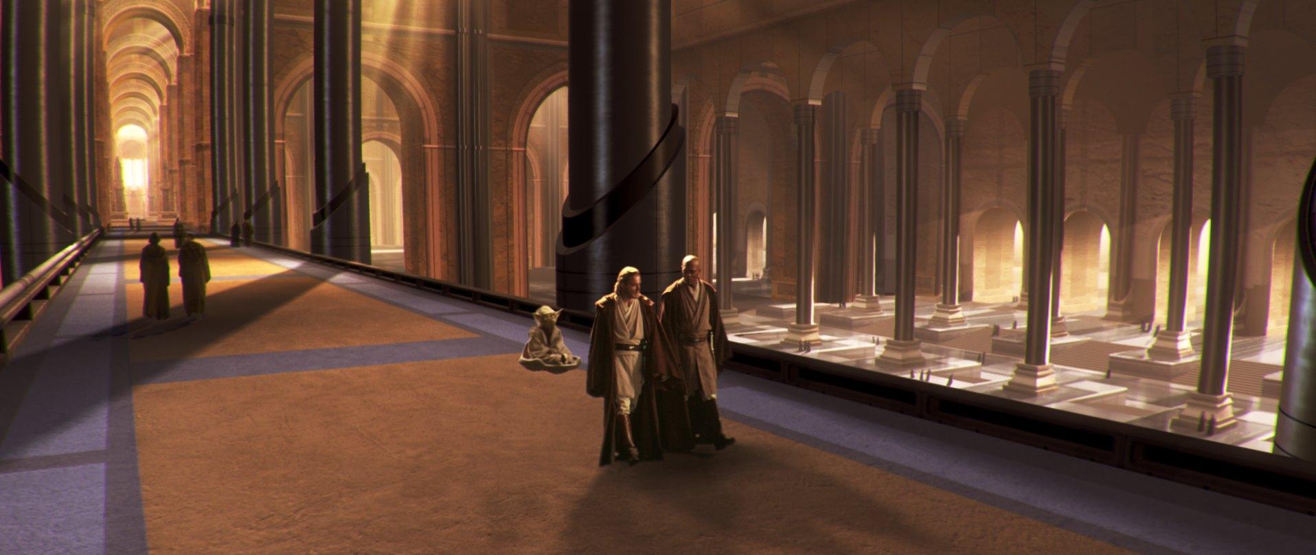 Star Wars: Jedi Trial - Clone Wars - by David Sherman and Dan Cragg (2004, CD,
