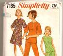Simplicity 7135 A