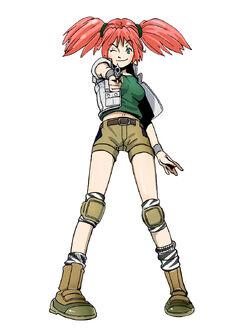 Le topic officiel du recenssement des personnages de jeux vidéo ROUX ou ROUSSE 250px-Nadia