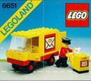 6651 Mail Truck
