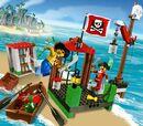 7073 Pirate Dock