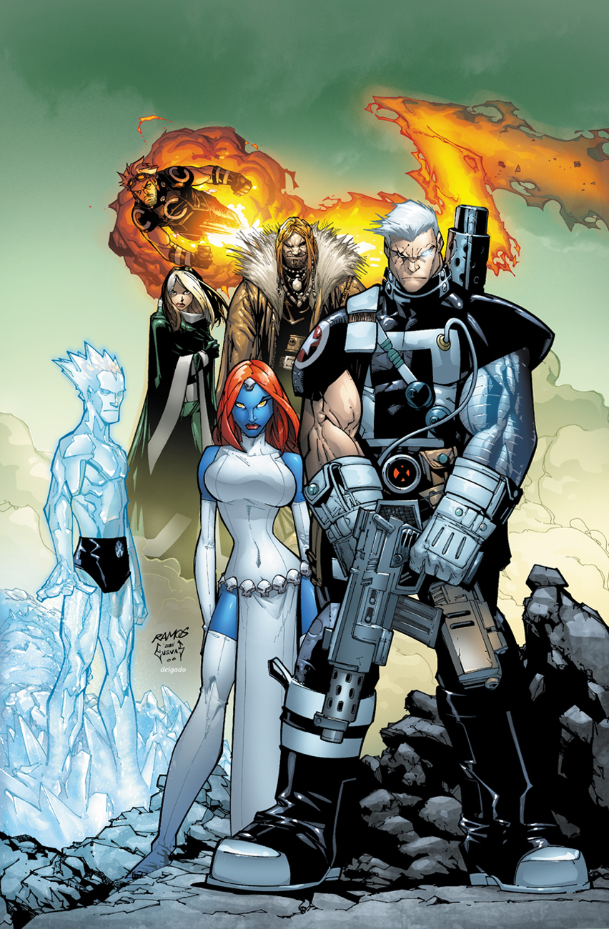 Cable as an X-Men