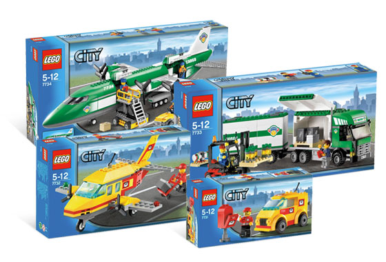 K7734 Cargo Transport Collection - Brickipedia, the LEGO Wiki